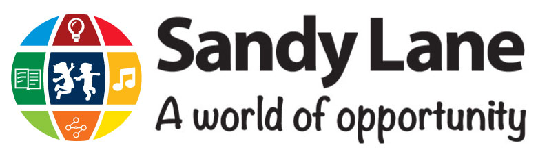 Sandy Lane Primary School logo