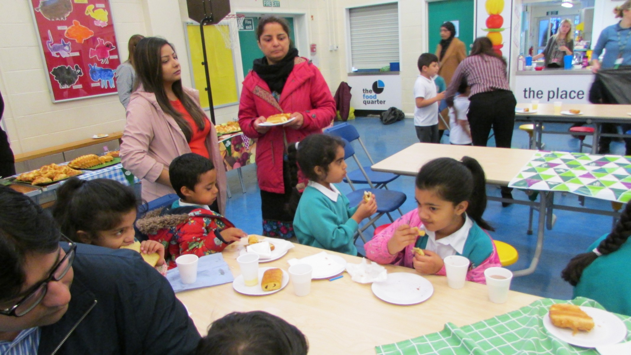 French Breakfast | Sandy Lane Primary School
